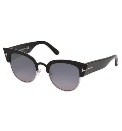 Gafas de Sol Tom Ford FT0607 ALEXANDRA Black - Smoke (05C A)