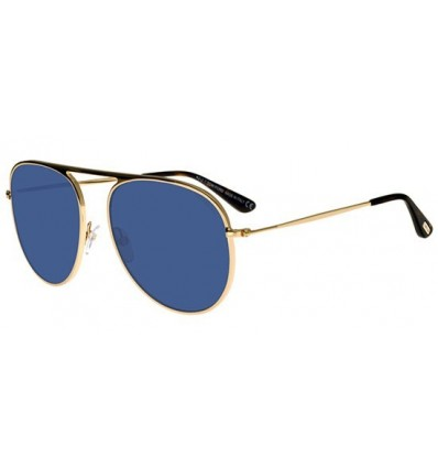 Gafas de Sol Tom Ford FT0621 JASON Light Rose Gold - Blue (28V A)