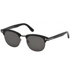 Gafas de Sol Tom Ford FT0623 LAURENT Matte Black - Smoke (02D D)