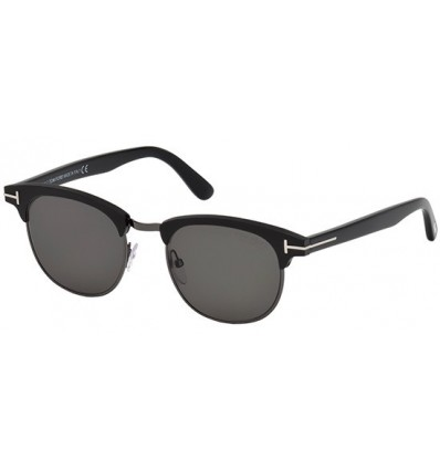 Gafas de Sol Tom Ford FT0623 LAURENT Matte Black - Smoke (02D D)