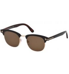 Gafas de Sol Tom Ford FT0623 LAURENT Matte Black - Roviex (02J A)
