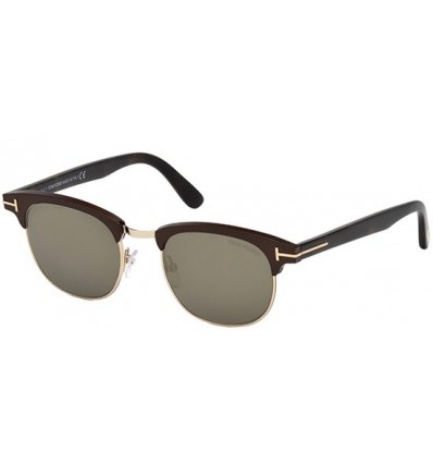 Gafas de Sol Tom Ford FT0623 LAURENT Dark Brown - Smoke (49C)