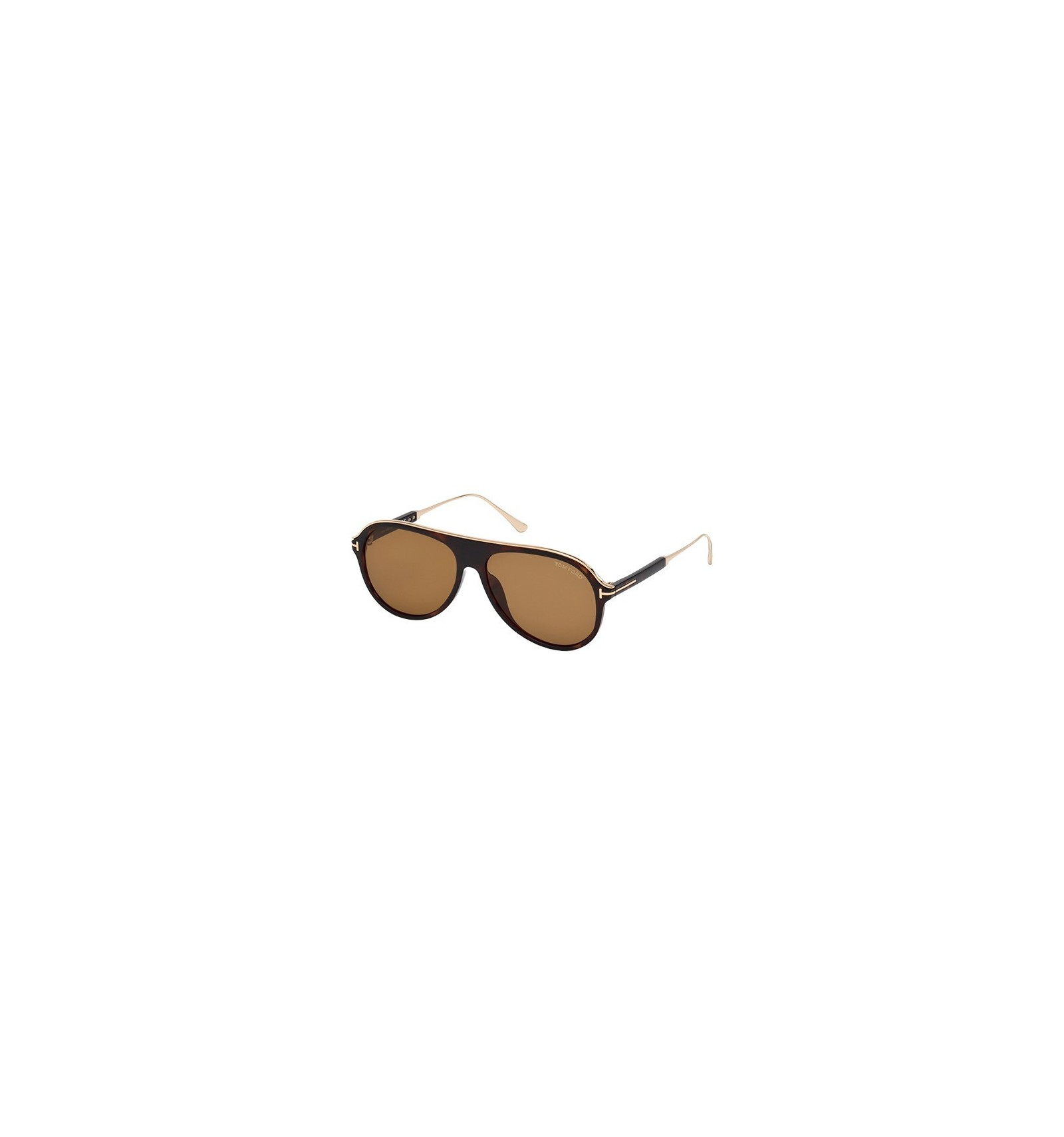 34a4df3369 Gafas de Sol Tom Ford FT0624 NICHOLAI Dark Havana - Light Brown (52E)