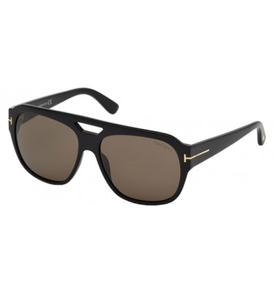 Gafas de Sol Tom Ford FT0630 BACHARDY Black- Brown (01J)