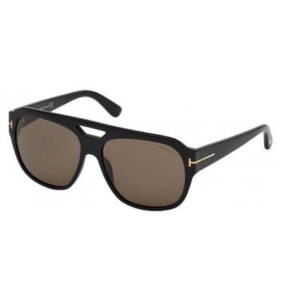 Gafas de Sol Tom Ford FT0630 BACHARDY Black- Brown (01J)