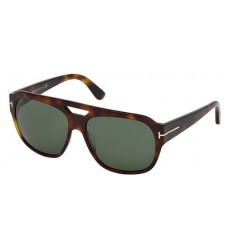 Gafas de Sol Tom Ford FT0630 BACHARDY Havana - Green (52N I)