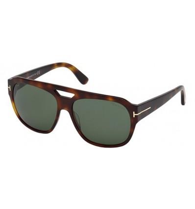 Gafas de Sol Tom Ford FT0630 BACHARDY Havana - Green (52N I)