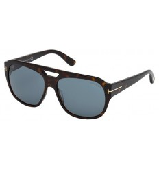 Gafas de Sol Tom Ford FT0630 BACHARDY Dark Havana - Blue (52V)