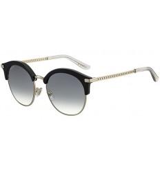 Gafas de sol JIMMY CHOO HALLY Black - Grey Shaded (807-9O)