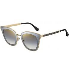 Gafas de sol JIMMY CHOO LORY Grey - Grey Gold Shaded (2M2-FQ)