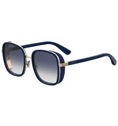 Gafas de sol JIMMY CHOO ELVA Blue Gold - Blue Shaded (KY2-08)
