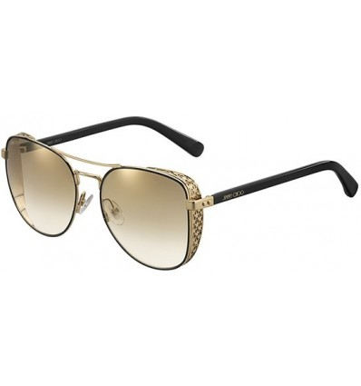 Gafas de sol JIMMY CHOO SHEENA Gold - Brown Shaded (2M2-JL)