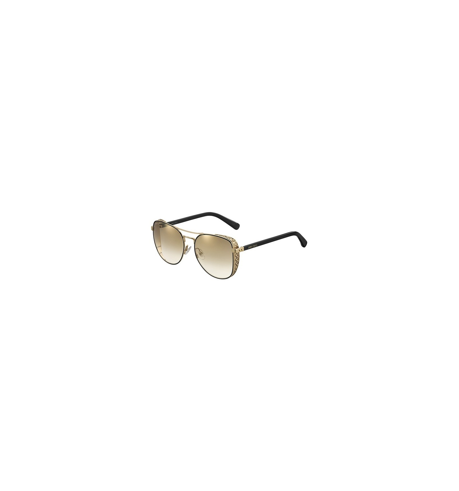 a638e20d00578 Gafas de sol JIMMY CHOO SHEENA Gold - Brown Shaded.Compra online