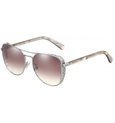 Gafas de sol JIMMY CHOO SHEENA Palladium - Dark Brown (010-NQ)