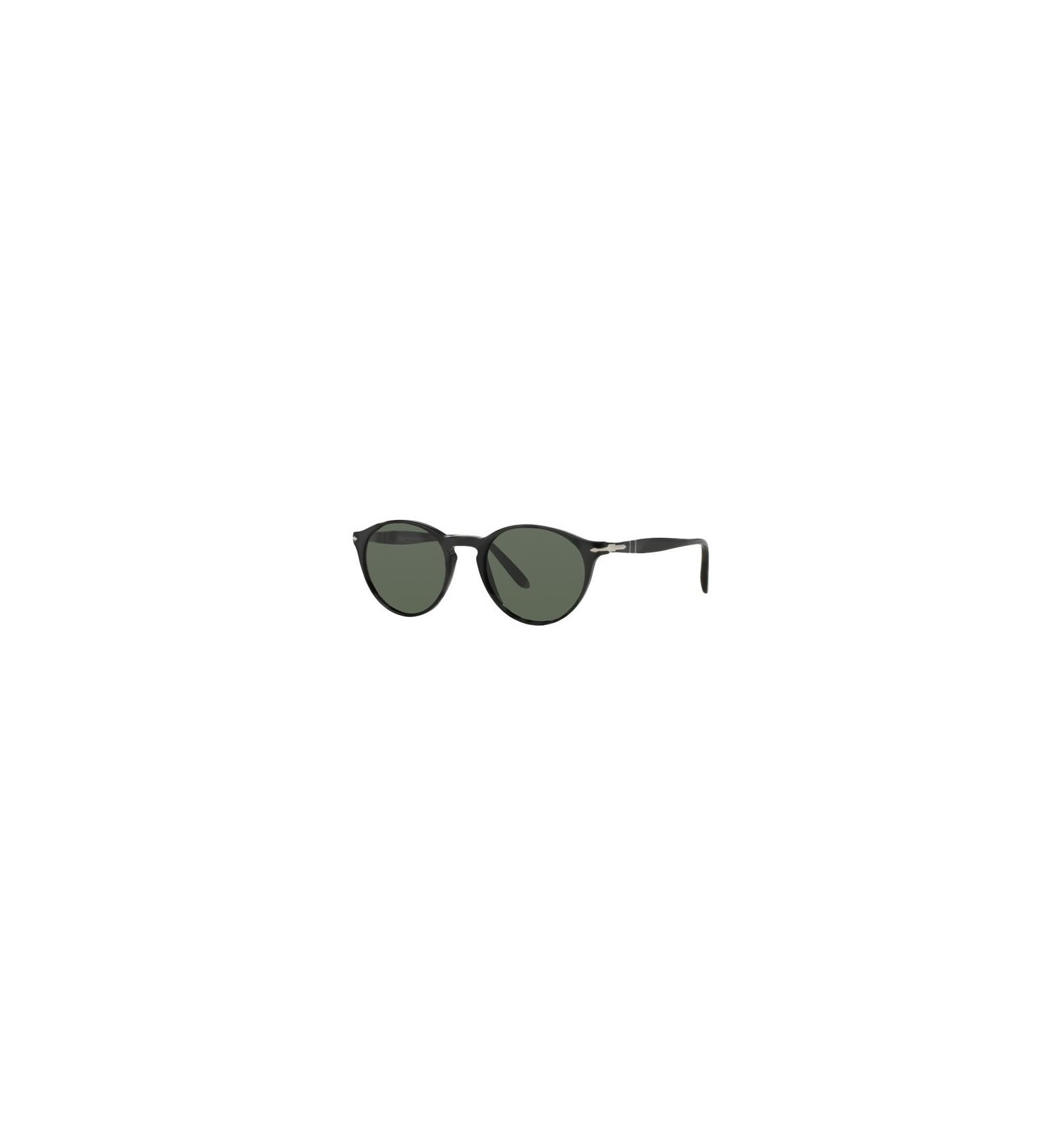 Nuevo 2018 Gafas de sol PERSOL PO3092SM Black - Grey Green (9014-31) 9b37317bb8