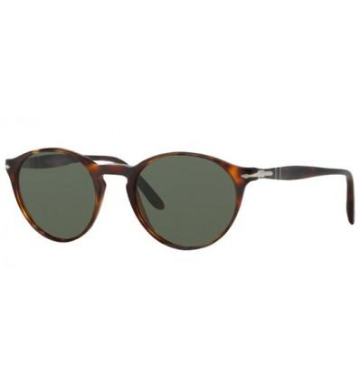 Gafas de sol PERSOL PO3092SM Havana - Grey Green (9015-31)