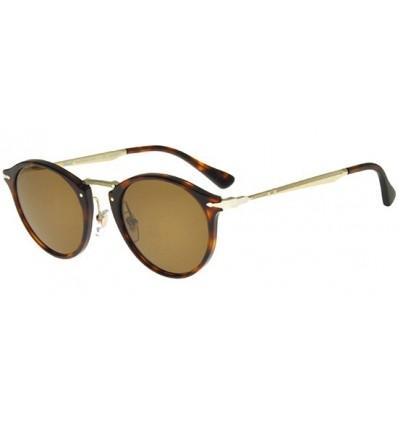 Gafas de sol PERSOL PO3166S Havana - Crystal Brown Polarized (24-57)