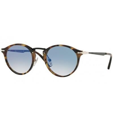 Gafas de sol PERSOL PO3166S Tortoise Brown - Blue Shaded (1071-3F)