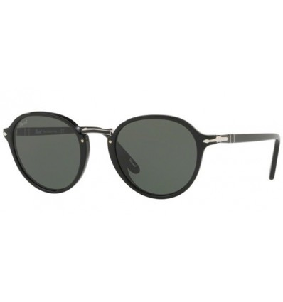 Gafas de sol PERSOL PO3184S Black - Grey Green (95-31)