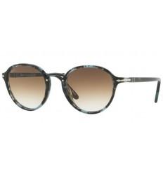 Gafas de sol PERSOL PO3184S Blue Havana - Brown Shaded (1062-51)
