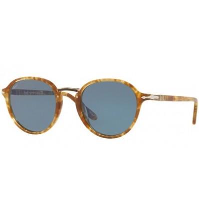 Gafas de sol PERSOL PO3184S Beige Havana - Light Blue (1064-56)