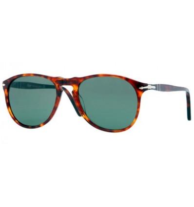 Gafas de sol PERSOL PO9649 Havana - Green Smoke (24-31)