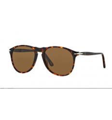 Gafas de sol PERSOL PO9649 Havana Caffe - Brown Polarized (24-57)