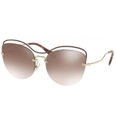 Gafas de sol MIU MIU SMU50TS SCENIQUE EVOLUTION Brown - Brown Silver (R1J-QZ9)