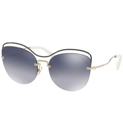 Gafas de sol MIU MIU SMU50TS SCENIQUE EVOLUTION Blue - Grey Blue Shaded (UE6-3A0)