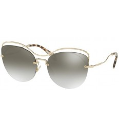 Gafas de sol MIU MIU SMU50TS SCENIQUE EVOLUTION Pale Gold - Grey Shaded (ZVN-5O0)