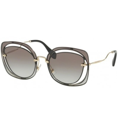 Gafas de sol MIU MIU SMU54TS SCENIQUE EVOLUTION Black - Light Grey Shaded (1AB-0A7 A)