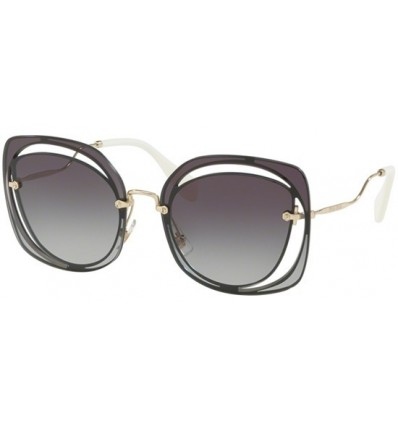 Gafas de sol MIU MIU SMU54TS SCENIQUE EVOLUTION Blue - Grey Shaded (UE6-5D1)