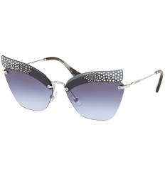 Gafas de sol MIU MIU SMU56TS CATWALK EVOLUTION Dark Blue - Violet Shaded (KJG-2F0)