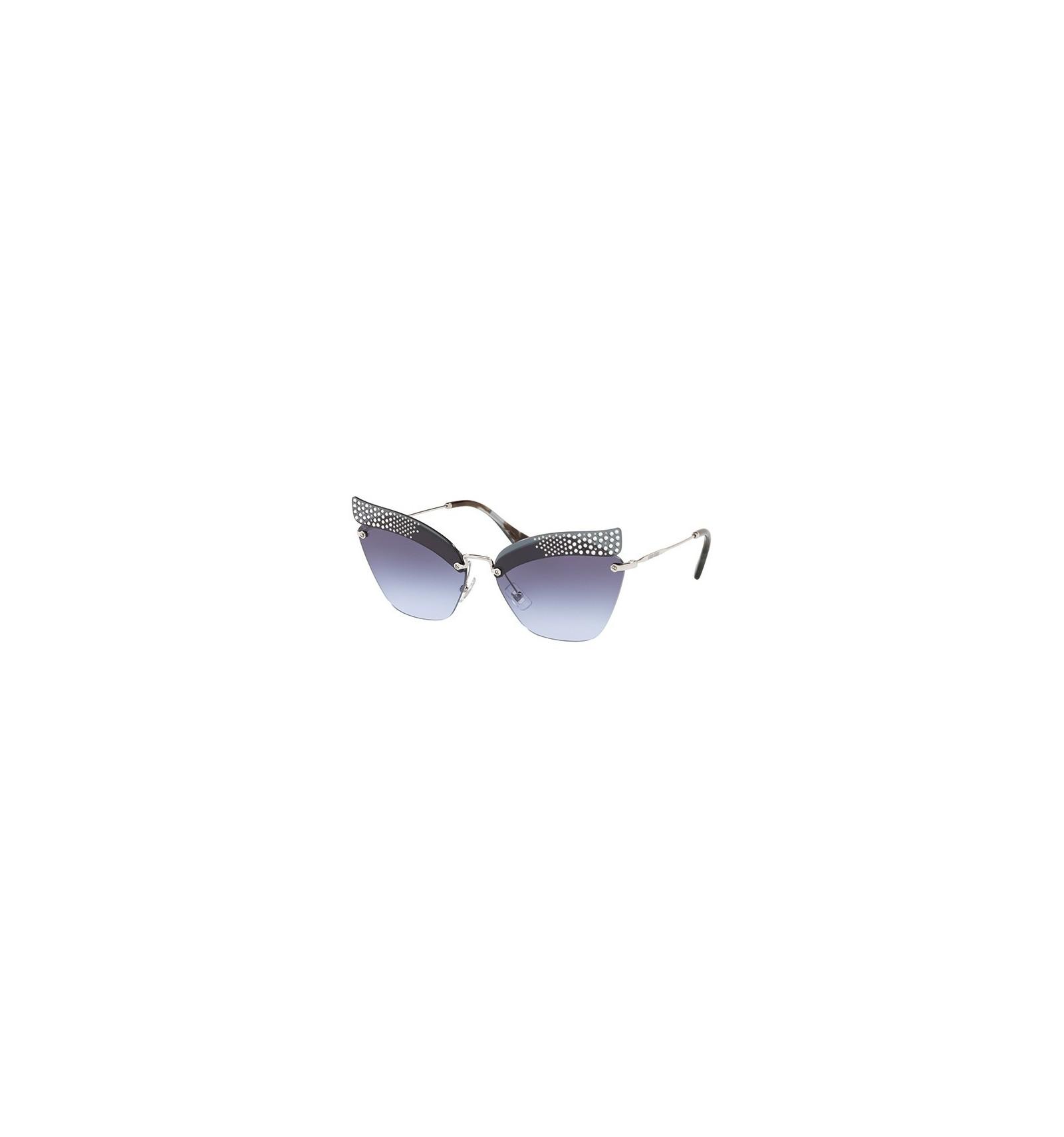 1d3e12300f Gafas de sol MIU MIU SMU56TS CATWALK EVOLUTION Dark Blue - Violet Shaded  (KJG-