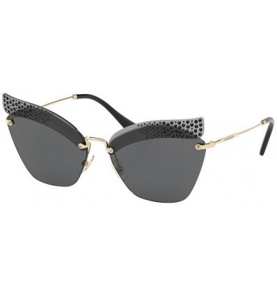 Gafas de sol MIU MIU SMU56TS CATWALK EVOLUTION Dark Grey - Grey (XEJ-1A1)