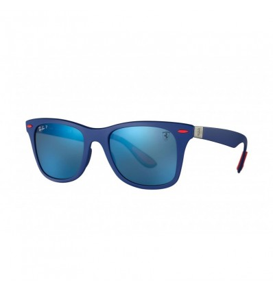 Gafas de sol RAY BAN Ferrari 4195M Azul - Azul Mirror Chromance (F604H0)