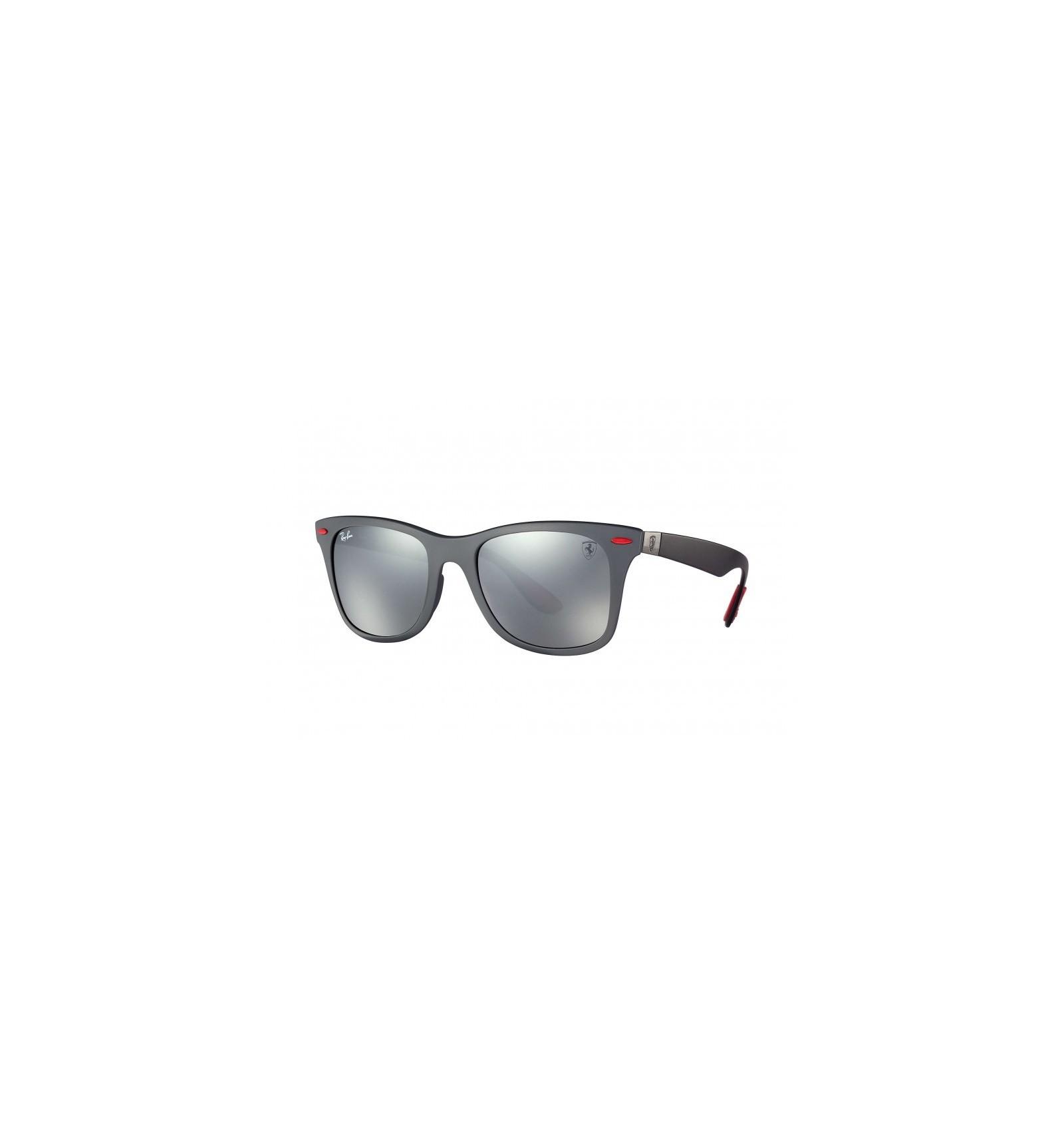 53a5fe66d0 Gafas de sol ray ban ferrari gris negro gris espejada jpg 1600x1710 Lentes  ferrari ray ban