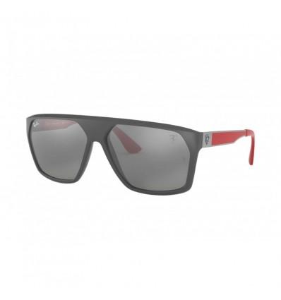 Gafas de sol RAY BAN Ferrari 4309M Gris Gunmetal - Gris Espejado (F6266G)