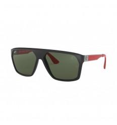 Gafas de sol RAY BAN Ferrari 4309M Negro - Verde Clásico (F60271)