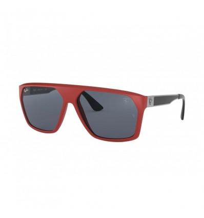 Gafas de sol RAY BAN Ferrari 4309M Rojo - Gris Clásico (F62887)