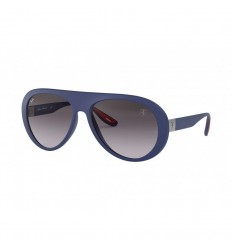 Gafas de sol RAY BAN Ferrari 4310M Azul - Gris Degradado (F6048G)
