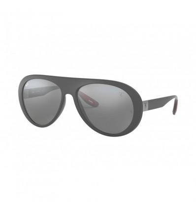 Gafas de sol RAY BAN Ferrari 4310M Gris - Gris Espejado (F6266G)