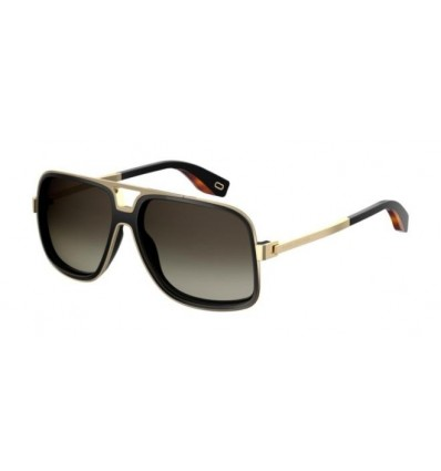 Gafas de Sol MARC JACOBS 265S Medium Black - Light Brown Shaded (807-HA)