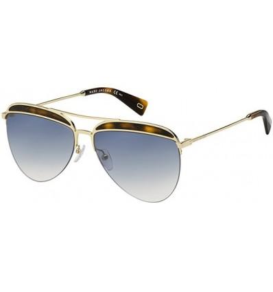Gafas de Sol MARC JACOBS 268S Gold Havana - Blue Shaded (086-1V)