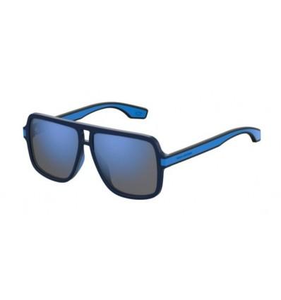 Gafas de Sol MARC JACOBS 288S Medium Matte Blue Azure - Grey Blue (FLL-XT)