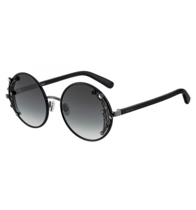 Gafas de sol JIMMY CHOO GEMA Black - Dark Grey Gradient (807-9O)