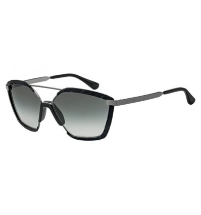 Gafas de sol JIMMY CHOO LEON Black - Dark Grey Gradient (807-9O)