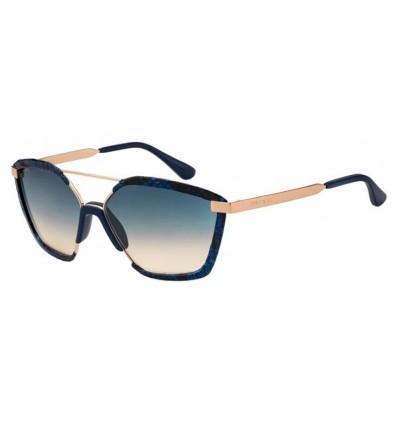 Gafas de sol JIMMY CHOO LEON Blue - Blue Peach Gradient (PJP-I4)