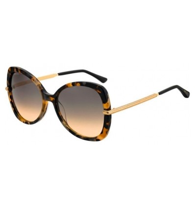Gafas de sol JIMMY CHOO CRUZ Dark Havana - Brown Ochre Gradient (086-GA)