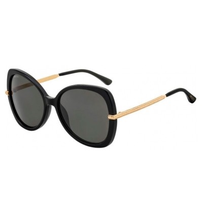 Gafas de sol JIMMY CHOO CRUZ Black - Grey Polarized (807-M9)